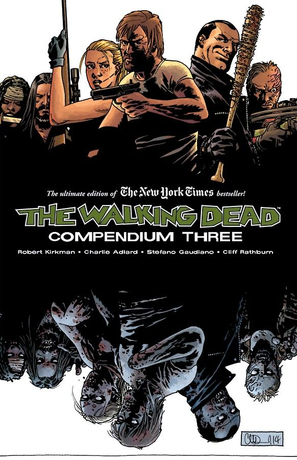 Walking Dead Compendium Volume 3