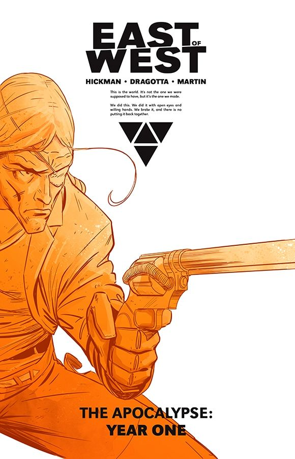 East of West - The Apocalypse: Year One HC