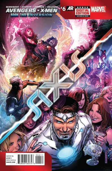 Avengers / X-Men: Axis #6 (of 9)