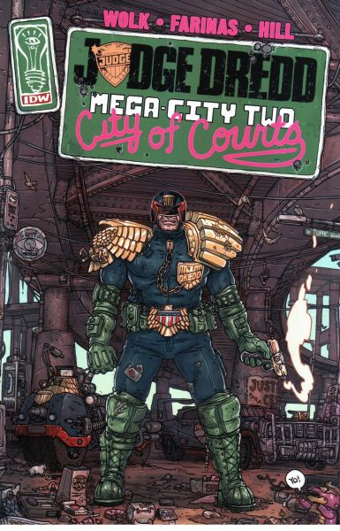 Judge Dredd: Mega-City Two