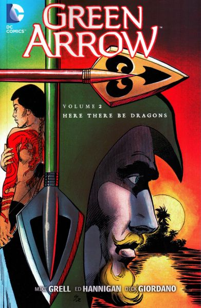Green Arrow (1988) Volume 2: Here there be Dragons