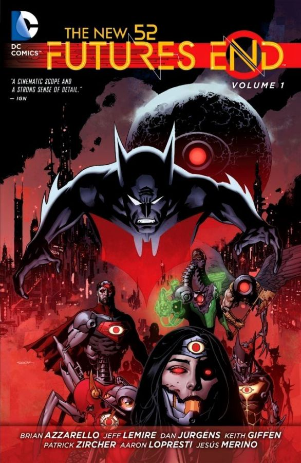 New 52: Futures End Volume 1