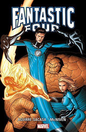Fantastic Four by Roberto Aguirre-Sacasa & Steve McNiven