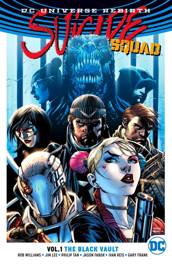 Suicide Squad (DC Universe Rebirth) Volume 1: The Black Vault
