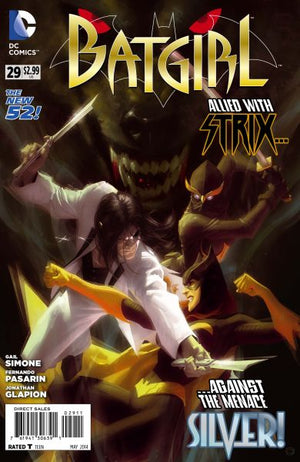 Batgirl (The New 52) #29