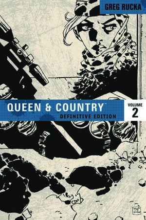 Queen & Country Volume 2