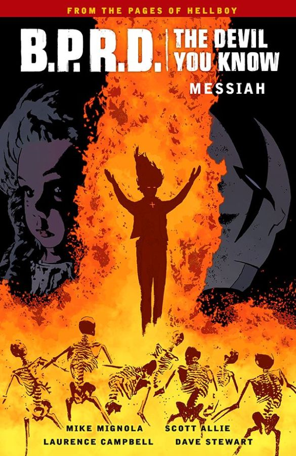 BPRD: The Devil You Know Volume 1 - Messiah