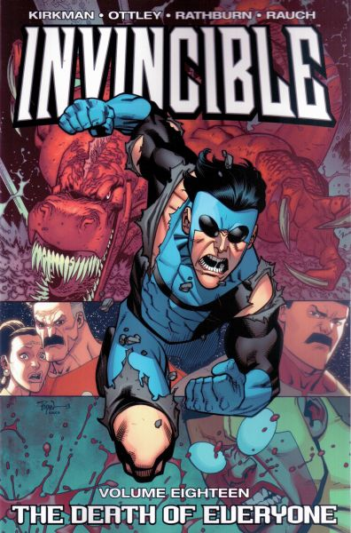 Invincible Volume 18: The Death of Everyone