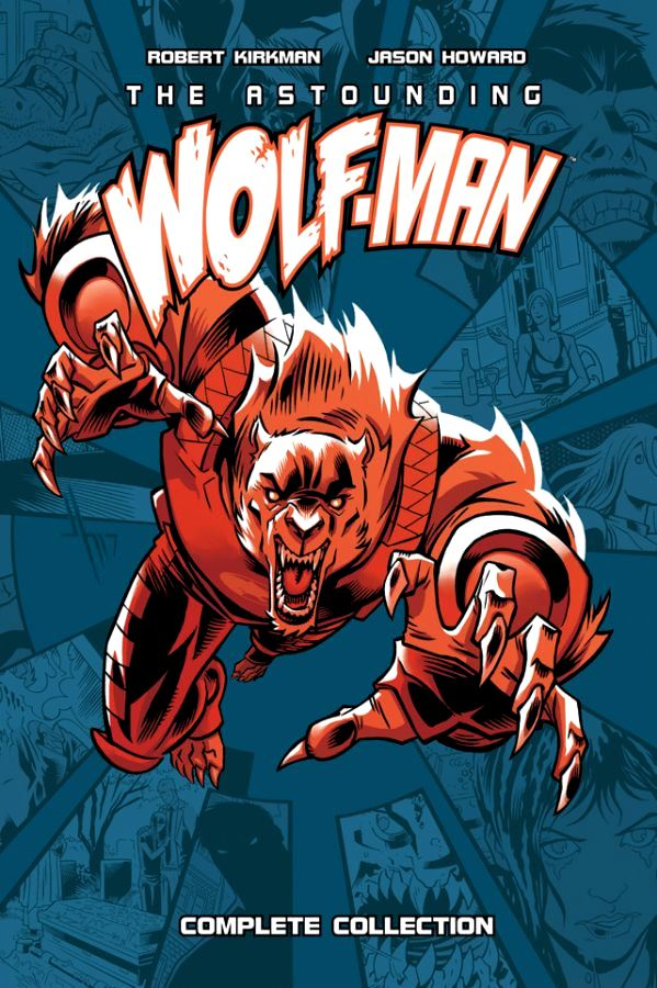 Astounding Wolf-Man - Complete Collection HC