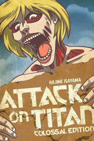 Attack on Titan - Colossal Edition Volume 2
