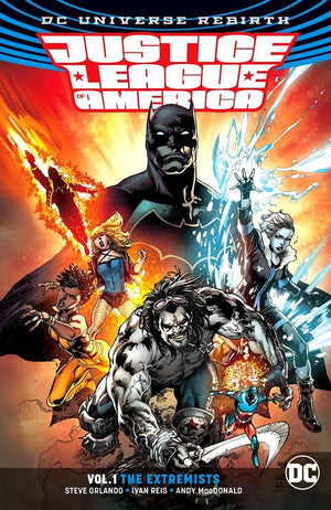 Justice League of America (DC Universe Rebirth) Volume 1: The Extremists