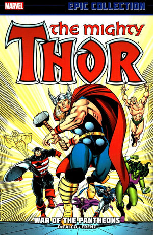 Thor: War of the Pantheons (Epic Collection)