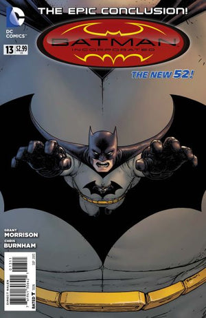 Batman Incorporated (The New 52) #13