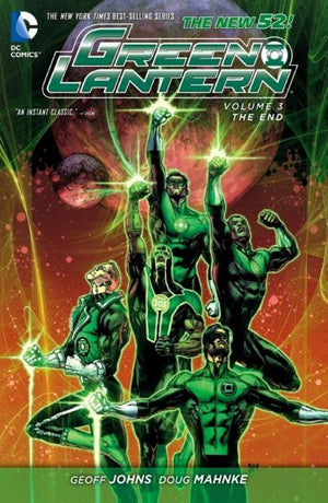 Green Lantern (The New 52) Volume 3: The End