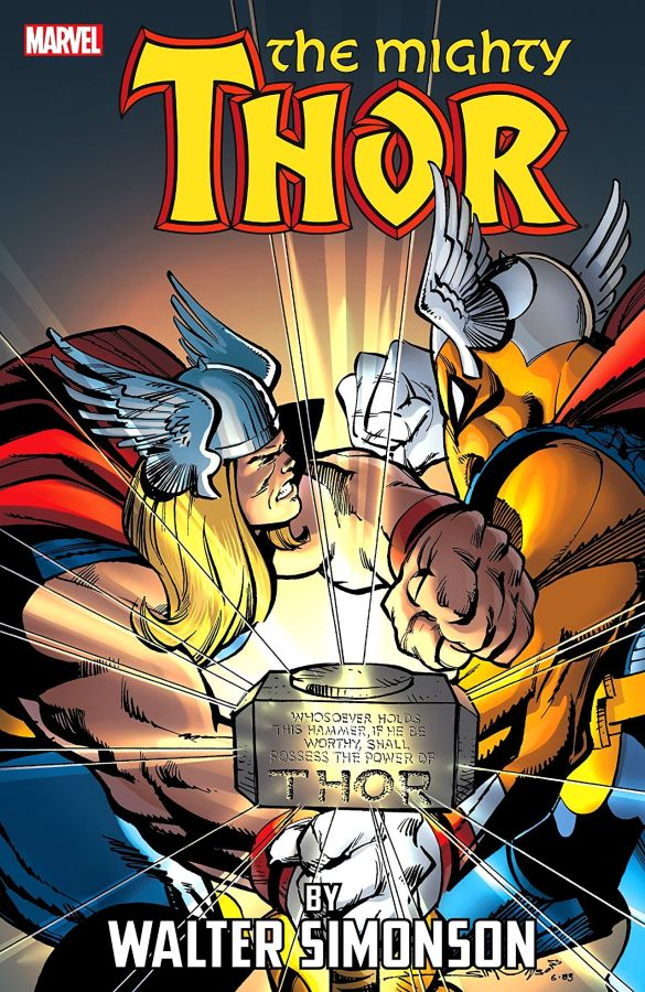 Thor by Walter Simonson Volume 1