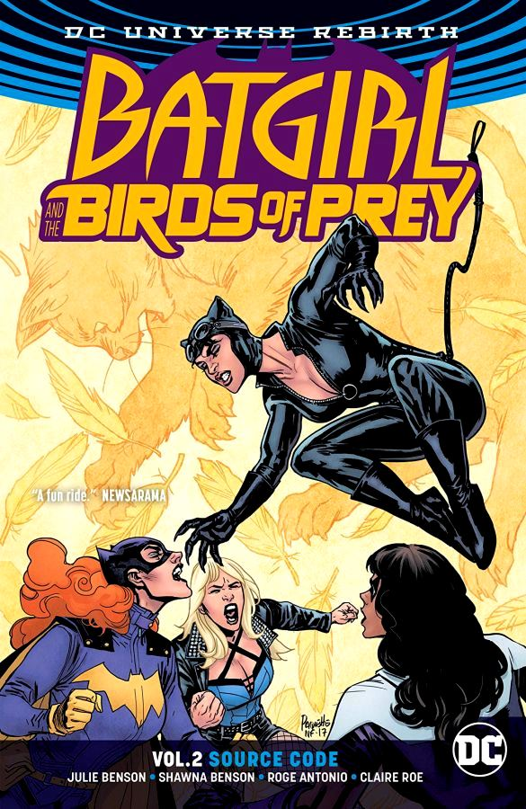 Batgirl and the Birds of Prey (DC Universe Rebirth) Volume 2: Source Code