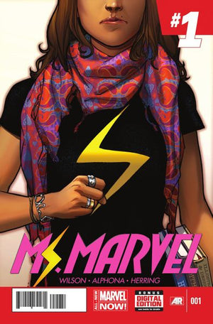 Ms Marvel (2014) #01