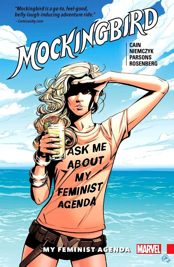 Mockingbird (2015) Volume 2: My Feminist Agenda