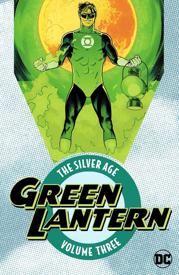 Green Lantern The Silver Volume 3