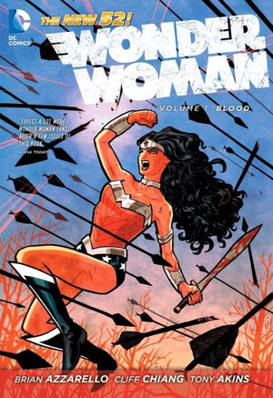 Wonder Woman (The New 52) Volume 1: Blood