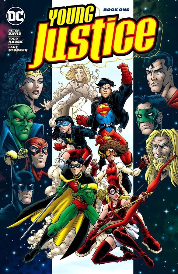Young Justice (1998) Book 1