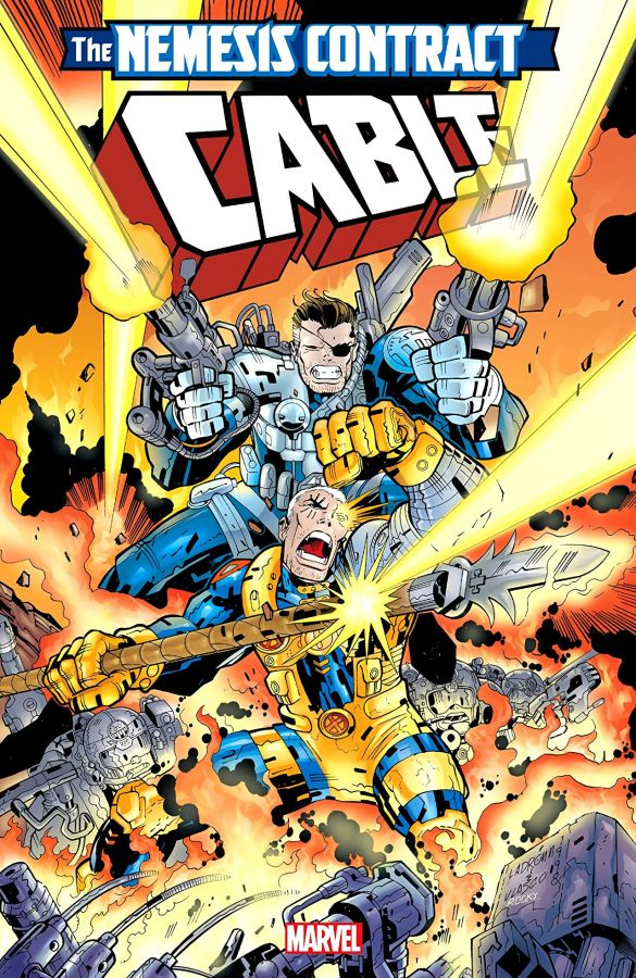 Cable The Nemesis Contract