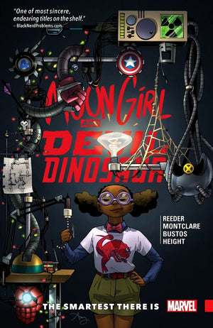 Moon Girl and Devil Dinosaur (2015) Volume 3: The Smartest There Is