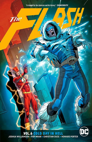 Flash (2016) Volume 06: Cold Day in Hell