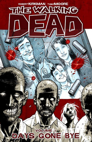 Walking Dead Volume 01: Days Gone Bye