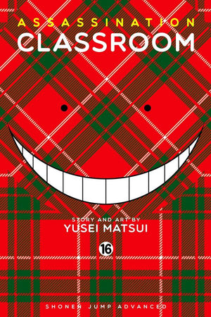 Assassination Classroom Volume 16
