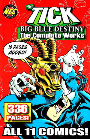 Tick: Big Blue Destiny - The Complete Works
