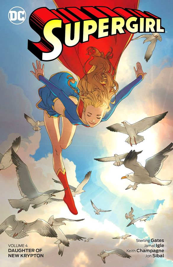 Supergirl (2005) Volume 4: Daughter of New Krypton