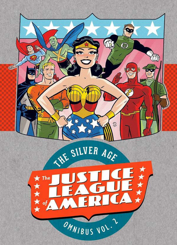 Justice League of America: The Silver Age Omnibus Volume 2 HC