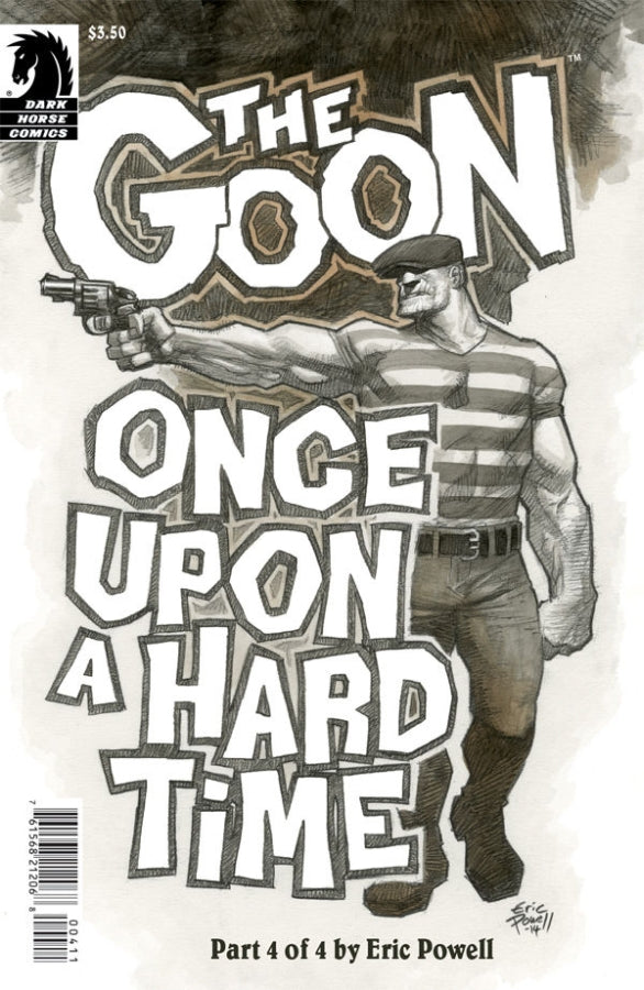 Goon Once Upon a Hard Time #4