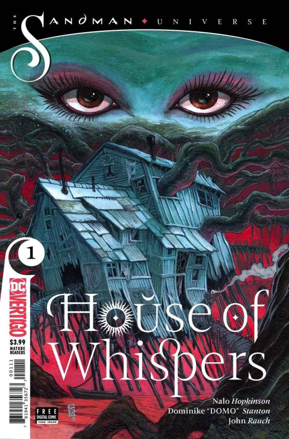 House of Whispers #01