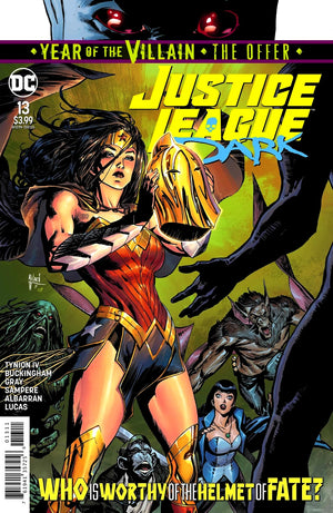 Justice League Dark (2018) #13