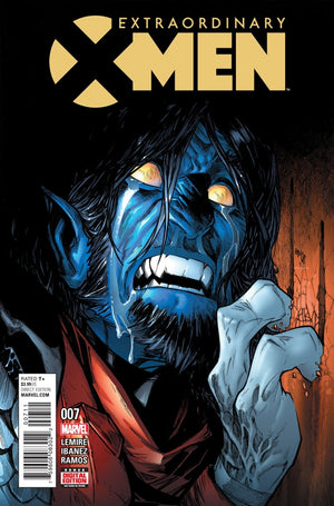 Extraordinary X-Men (2015) #07