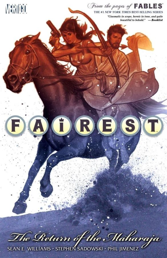 Fairest Volume 3: Return of the Maharaja