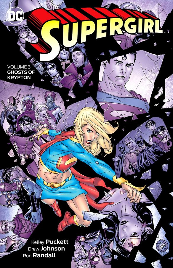 Supergirl (2005) Volume 3: Ghosts of Krypton