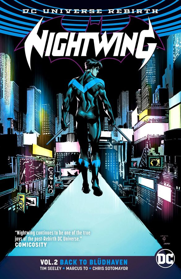 Nightwing (DC Universe Rebirth) Volume 2: Back to Bludhaven