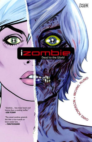 iZombie (2010) Volume 1: Dead to the World