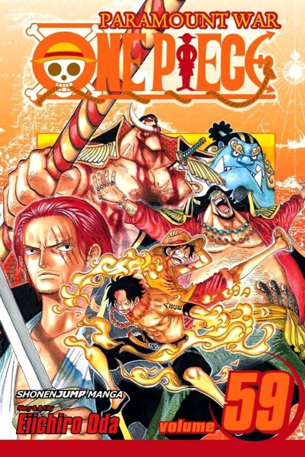 One Piece Volume 59