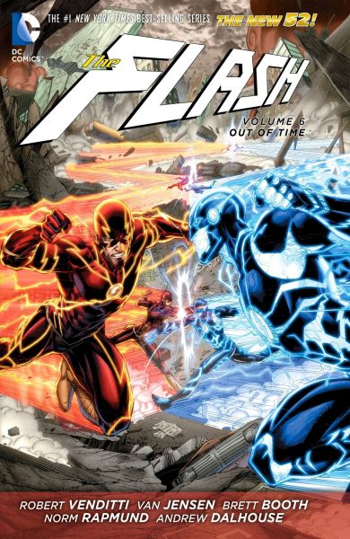 Flash (The New 52) Volume 6: Out of Time