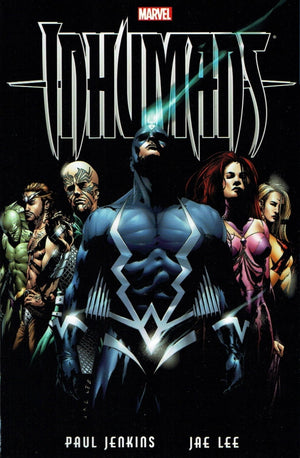 Inhumans (1998) by Paul Jenkins and Jae Lee