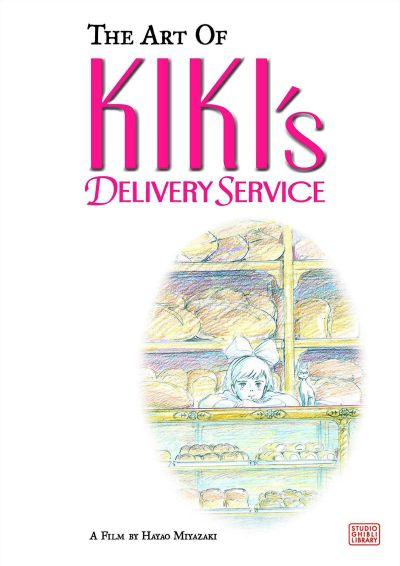 Art of Kiki's Delivery Service HC