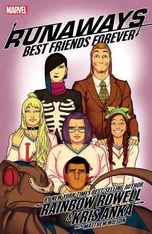 Runaways (2017) Volume 2: Best Friends Forever