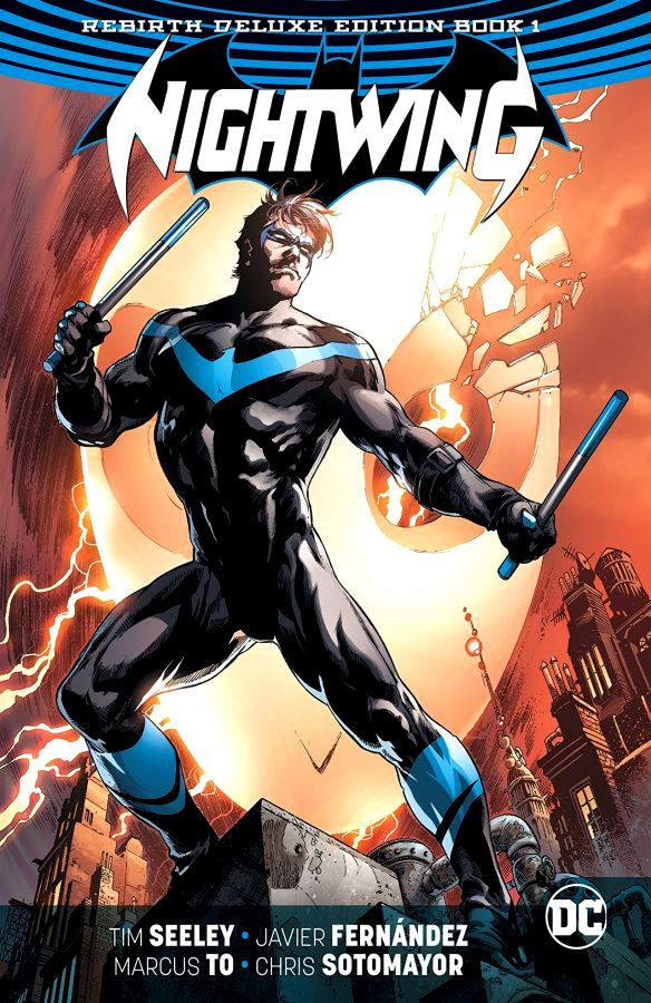 Nightwing - The Rebirth Deluxe Edition Book 1 HC