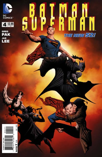 Batman / Superman (The New 52) #04