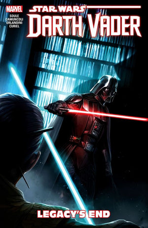 Star Wars - Darth Vader (2017) Dark Lord of the Sith Volume 2: Legacy's End