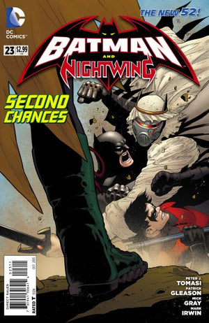 Batman and Nightwing (The New 52) #23
